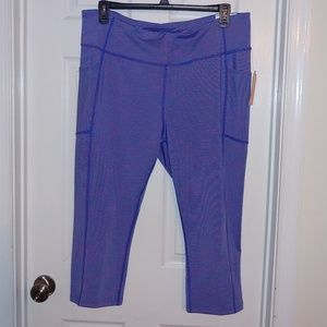 Tek Gear Capri Workout Pants Size 2X